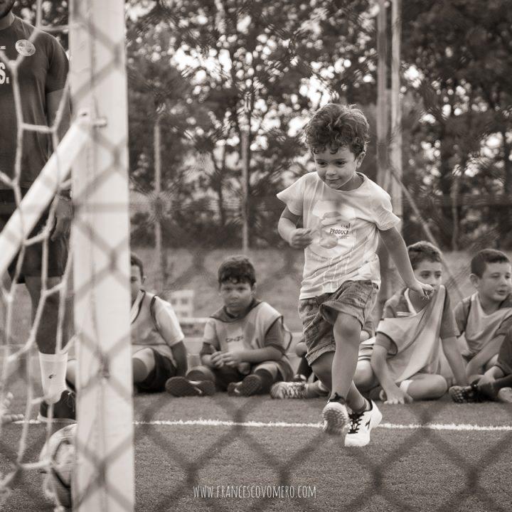 Primo anno di scuola calcio